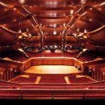 sala sinopoli dell'auditorium parco della musica