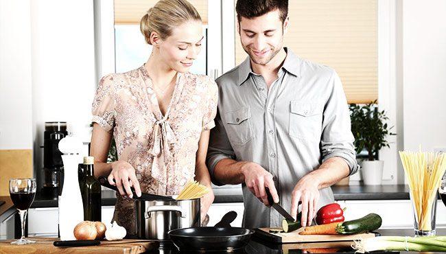 Due cuori in cucina cucinare in coppia alla città del gusto memofix
