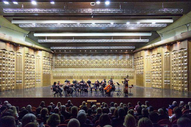 concerto auditorium
