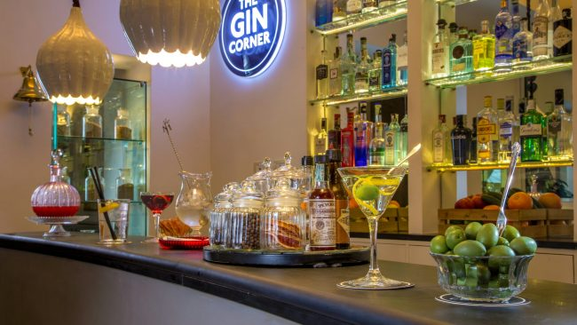 Banco bar gin