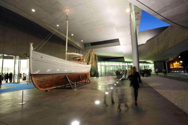 Barca al MAXXI