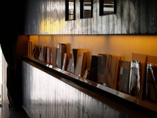 parete libri
