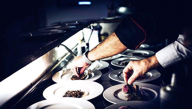 """""""Vi cuciniamo per le feste"""", cena dei talent Gambero Rosso"""