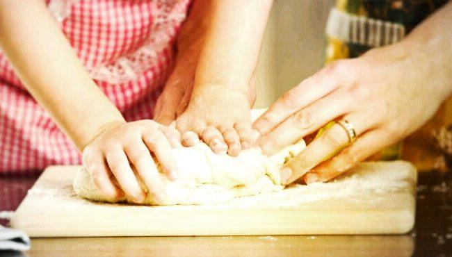 Genitori e Figli. Corso di cucina a Porto Fluviale