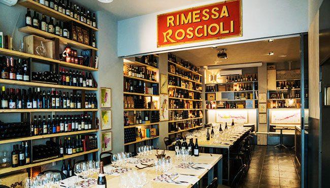 Vini d'asta e altre storie Bordolesi a Rimessa Roscioli