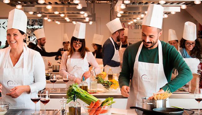 Vegetiamo il corso di cucina vegetariana made in eataly memofix - Corso cucina cannavacciuolo prezzo ...