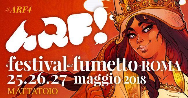 ARF!, il Festival del Fumetto a Roma
