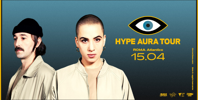 Come Cose – Hype Aura Tour