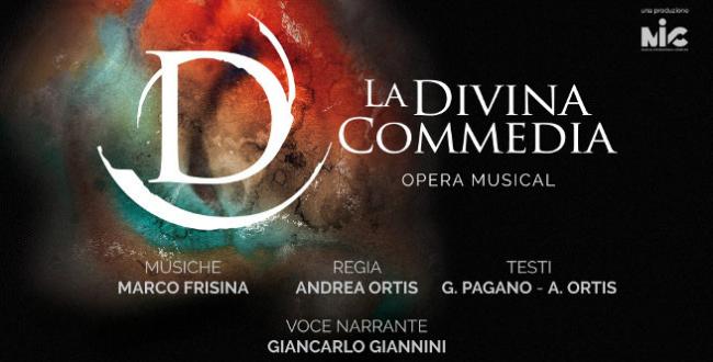 La Divina Commedia – il Musical al Brancaccio