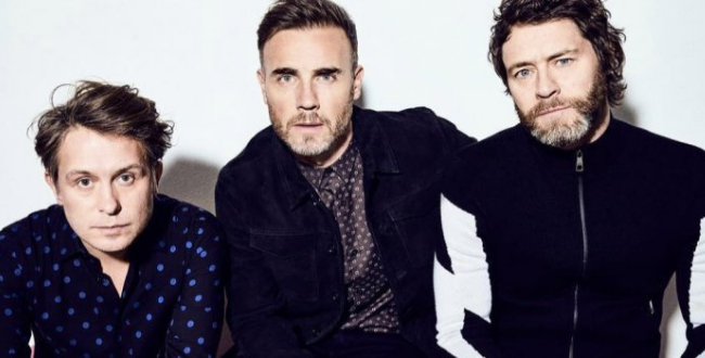 Take That – Tour 2019 in Italia