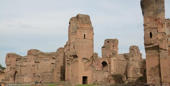 Alla Scoperta delle Terme di Caracalla