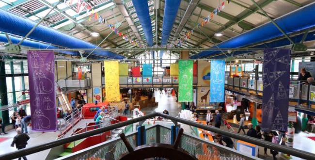 explora il museo per bambini di roma