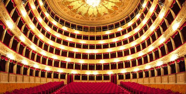 Visite guidate al Teatro Argentina
