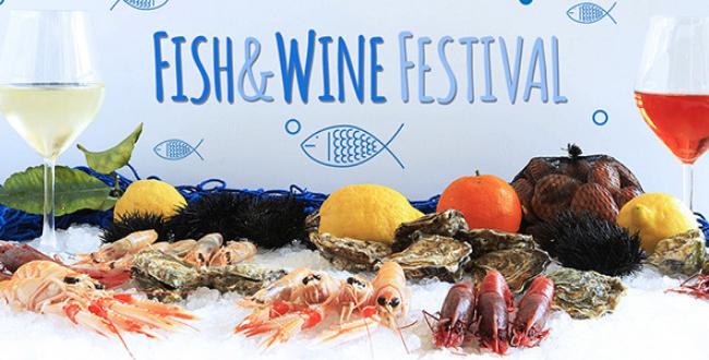 Fish & Wine Festival – Piccoli Pesci e Grandi Vini