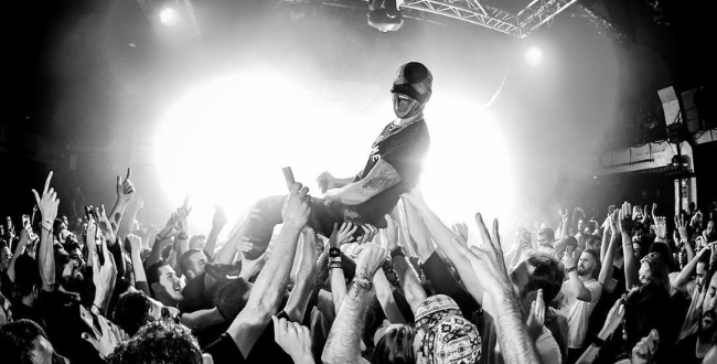 The Bloody Beetroots | Roma