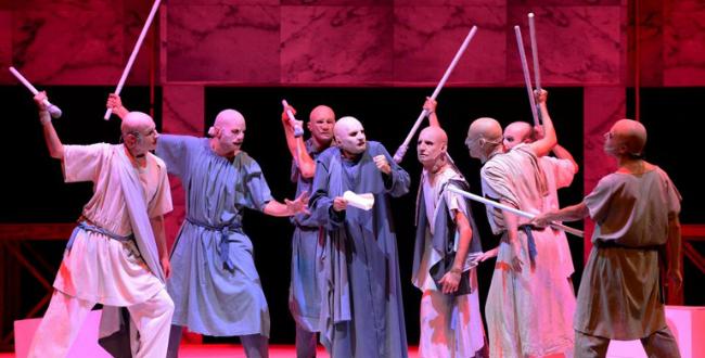 Giulio Cesare – Globe Theatre