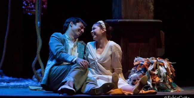 Sogno di una notte di mezza estate – Globe Theatre