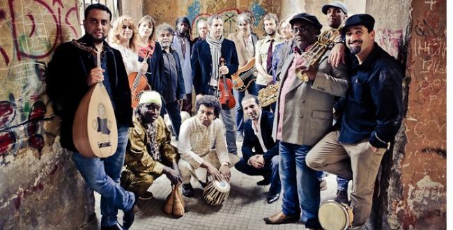 Orchestra di Piazza Vittorio – Casa del Jazz