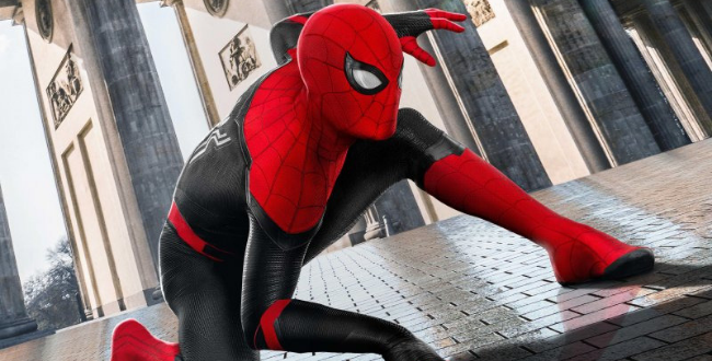 Anteprima Spider-Man – Far From Home