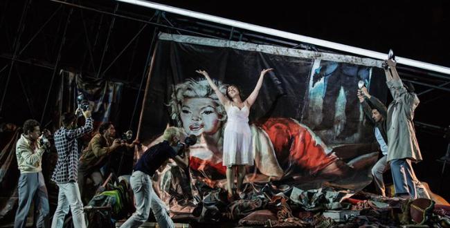La Traviata alle Terme di Caracalla