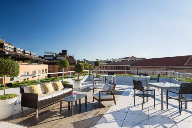 Dove Trascorrere Le Serate Romane Una Lista Dei Rooftop Di