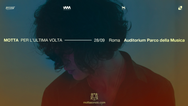 Motta, live all'Auditorium