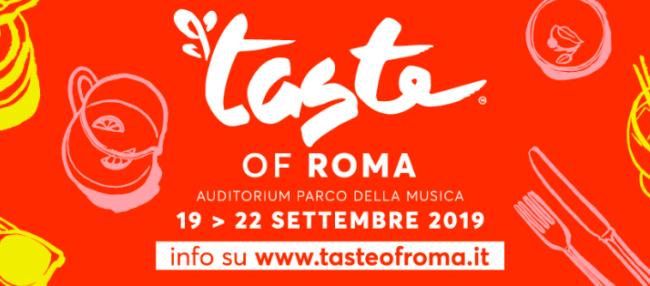 Taste of Roma arriva all'ottava edizione