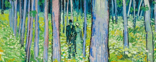 """""""Van Gogh e il Giappone"""", il docu-film nelle sale romane"""