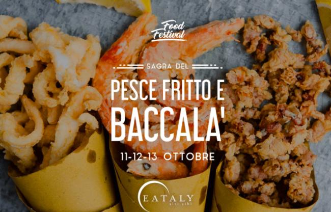 Sagra del pesce fritto e del baccalà – Eataly