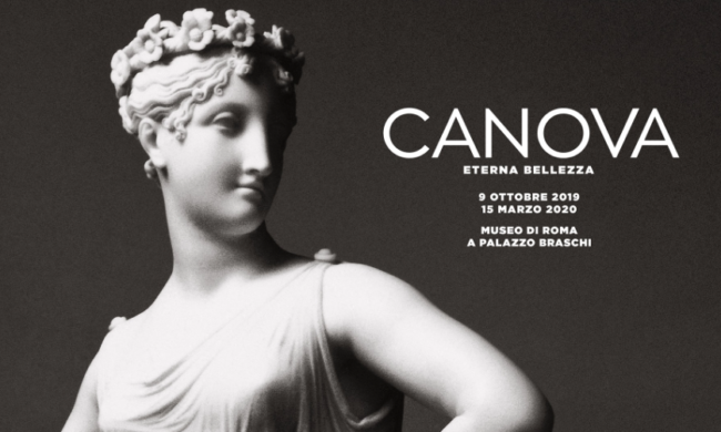 """Eterna Bellezza"": Canova in mostra a Roma"