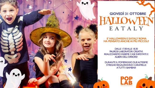 Halloween in Eataly