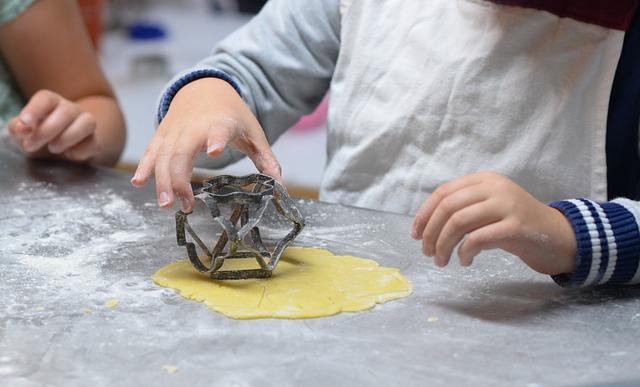 """""""Alla scoperta del cibo"""", il corso di cucina per bambini al Fusolab 2.0"""
