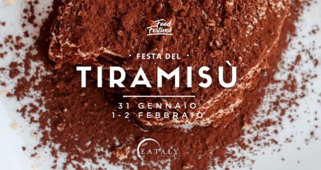 """La """"Festa del Tiramisù"""" di Eataly"""