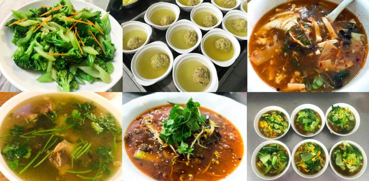 Per Tre Corso Di Cucina Cinese Regionale Memofix