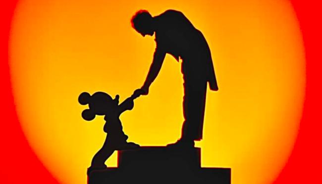 Roma suona Walt Disney