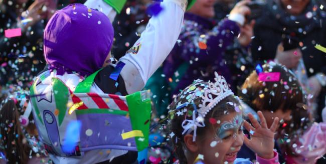 Carnevale al Luneur