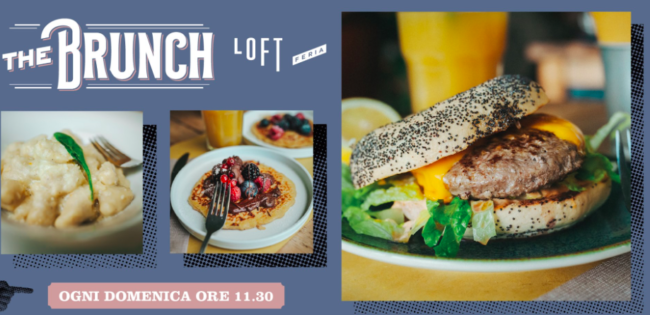 """The Brunch"" al Lanificio"
